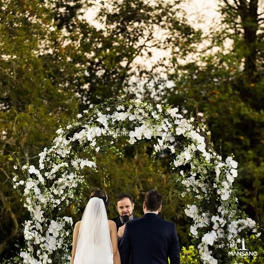 Casamento - Camila e Artur