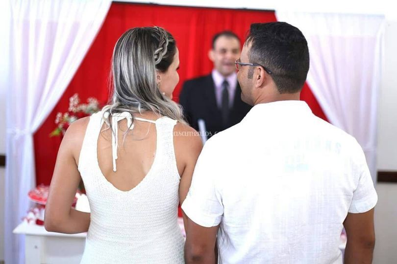 Tamara e Alan - Cachoeira Pta