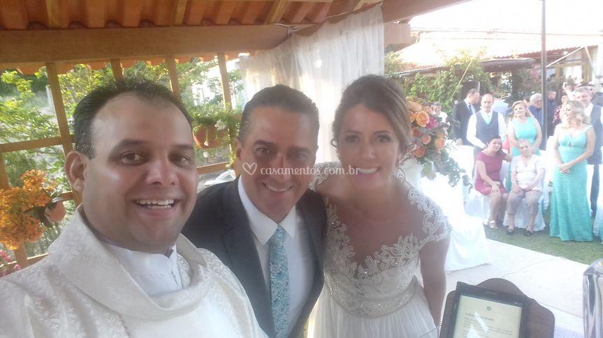 Nataly & Sérgio - Salesópolis