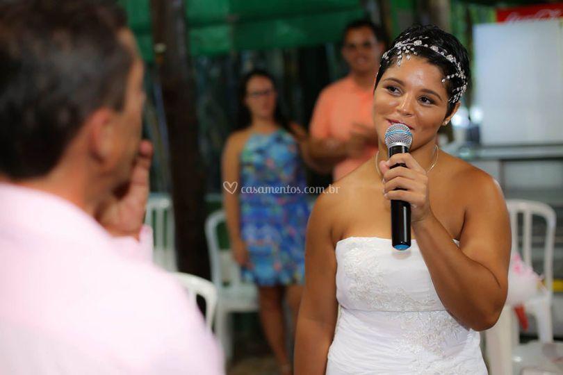 Juliana & Alex - Cachoeira Pta
