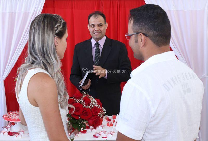 Tamara & Alan - Cachoeira Pta