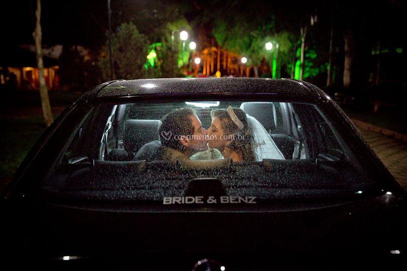 Bride Benz !!
