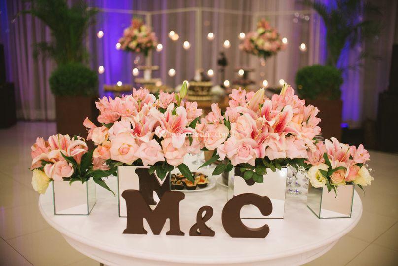 Casamento Michele e Cássio