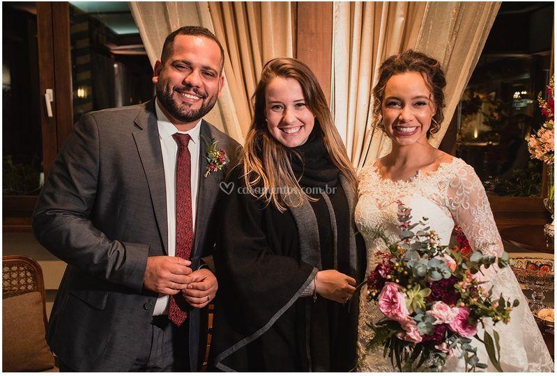 Casamento Amanda e Emílio