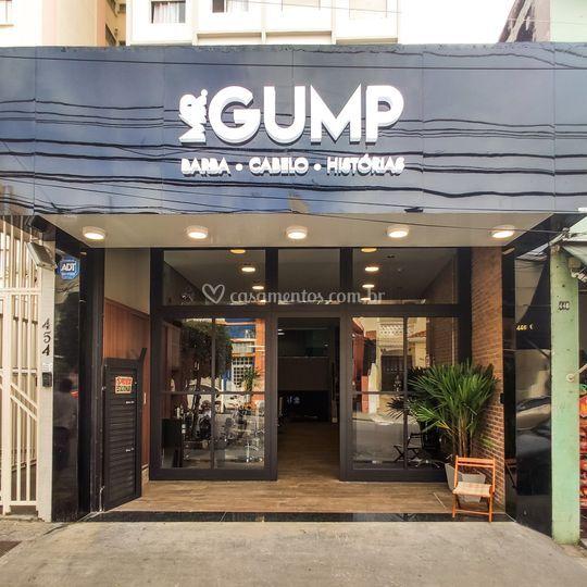 Barbearia Mr. Gump