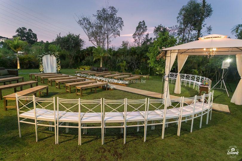Jardim nobre
