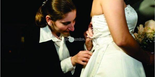 Suporte à noiva
