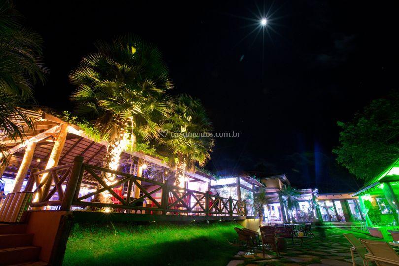 Área Externa - Lounge
