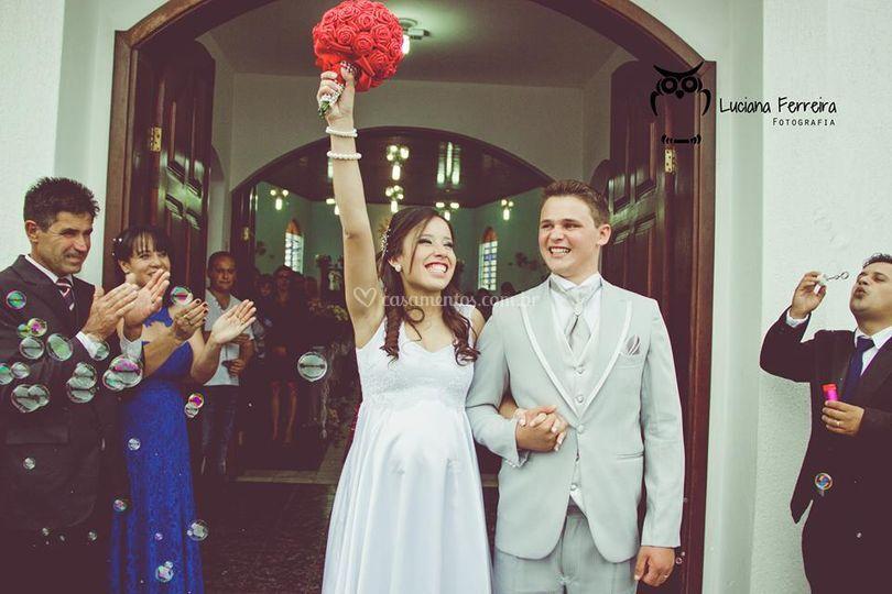 Casamento Vânia e Caio