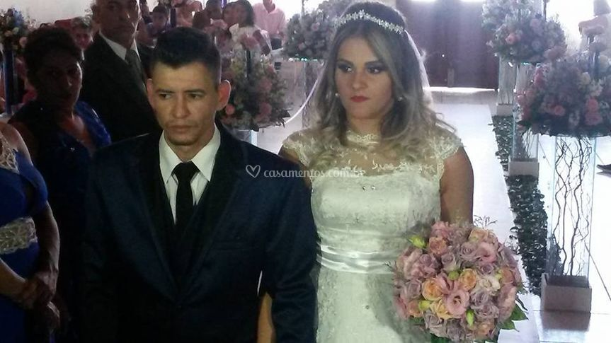 OSD  buquê da noiva
