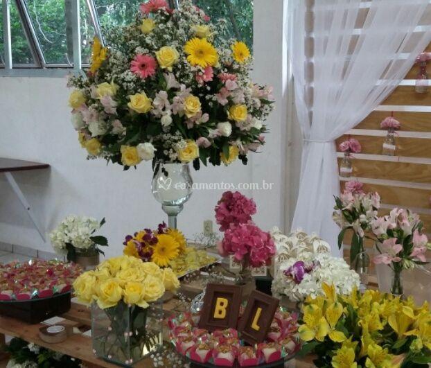 Ozana Sharmila Decorações