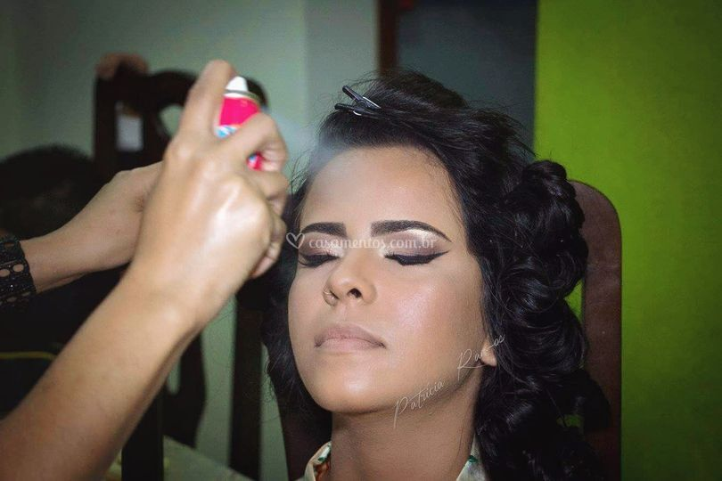 Noiva by belezaria makeup hair