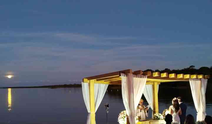 Casamento malai manso resort
