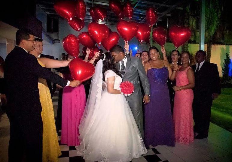 Casamento Camila e Wasghton