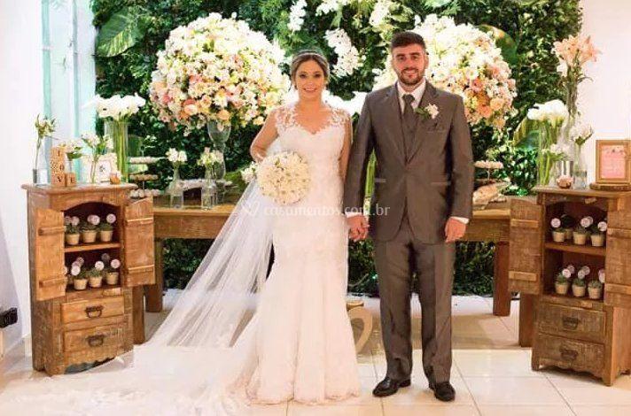 Casamento Paula e Vinicius