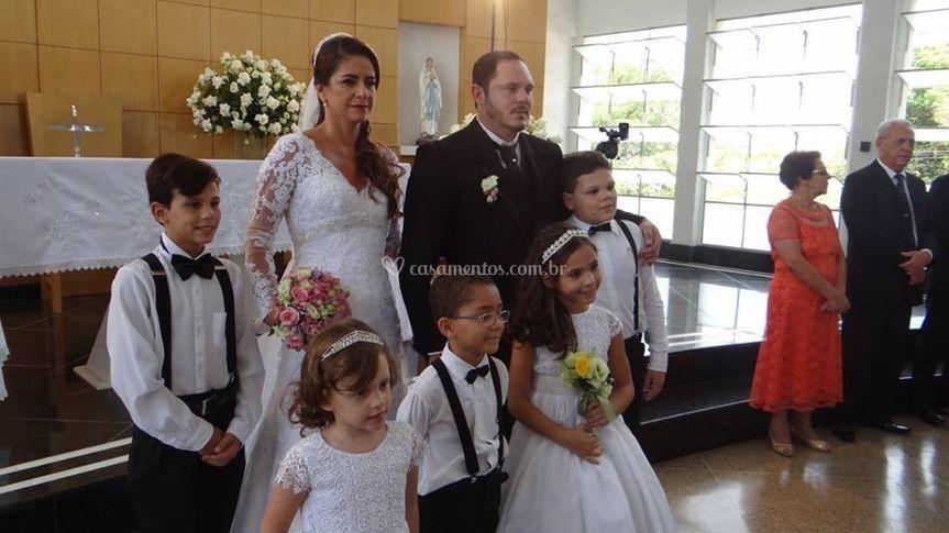 Casamento Silvana e Helio
