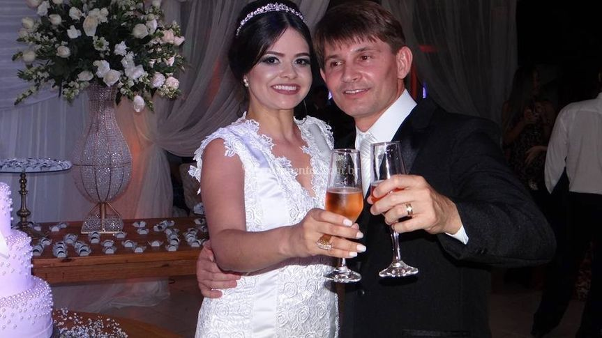 Casamento Tabhata e Pedro