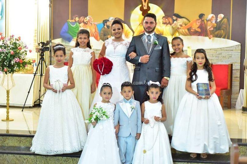 Casamento de Marckley