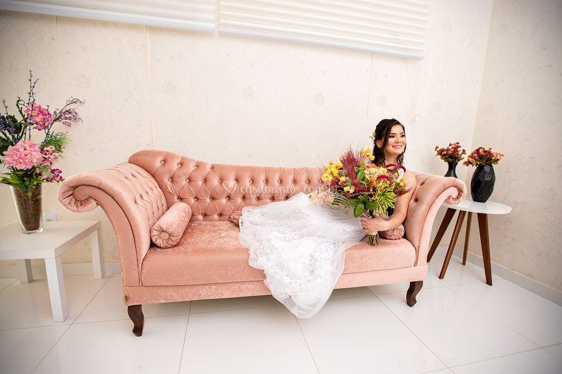 Lindo Casamento no interior