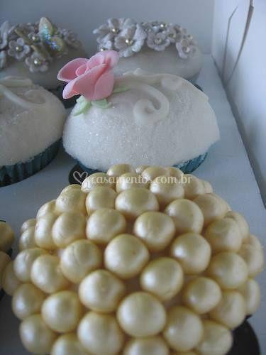 Cupcake perolado