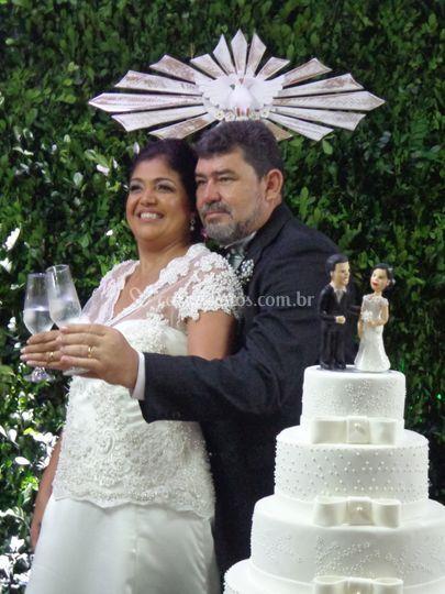 Casamento Denise & Alonso