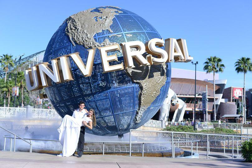 Trash realizado na Universal