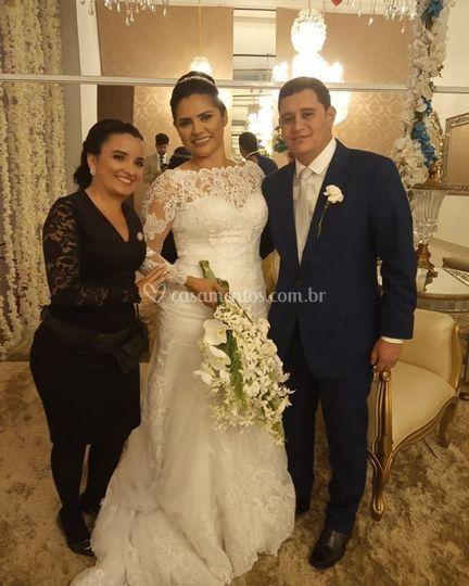 Casamento Denise Tiago - Balsa