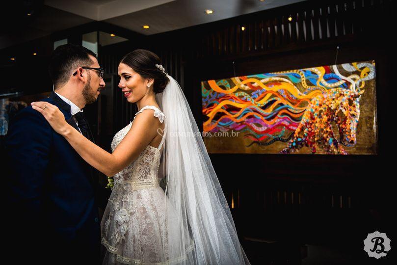 Alejandra y Hassan Bolivia