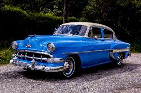 O Carro da Noiva - Bel Air 1954