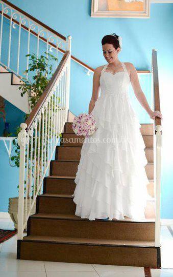 Atendimento à noiva