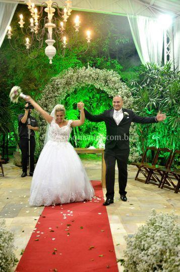 Luciana e Marcelo