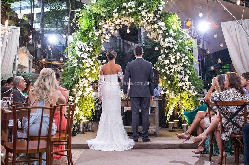 Perfeito para mini wedding