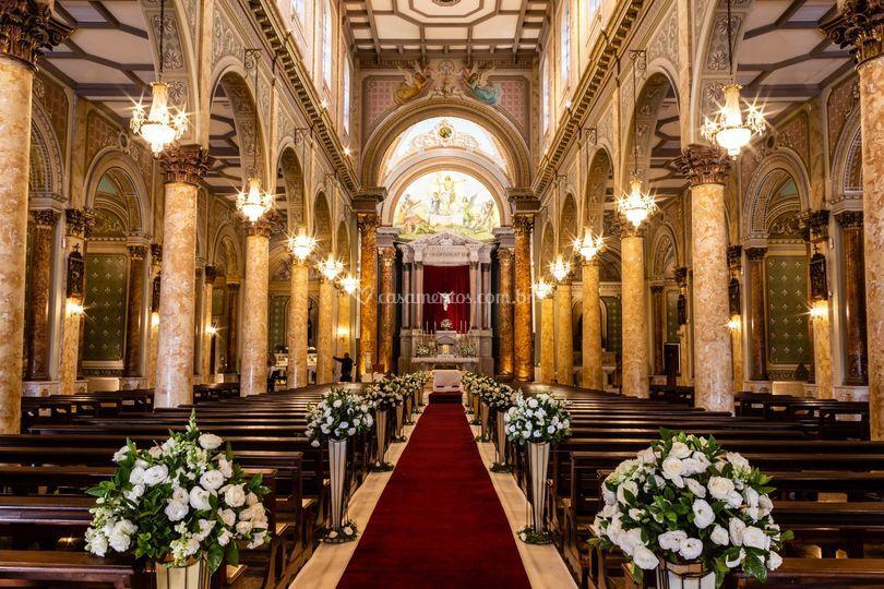 Igreja maravilhosa