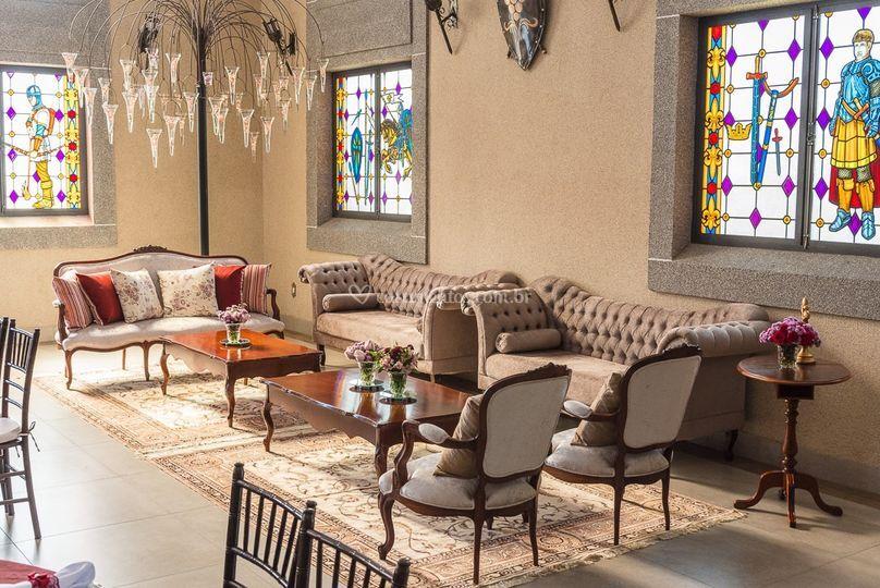 Lounge castelo