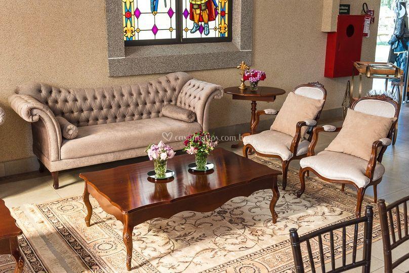 Sofa castelo