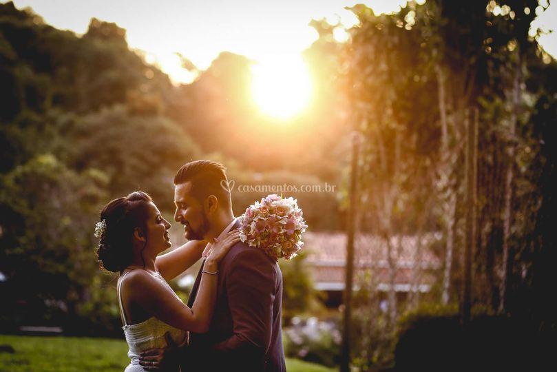Casamento no sitio realeza