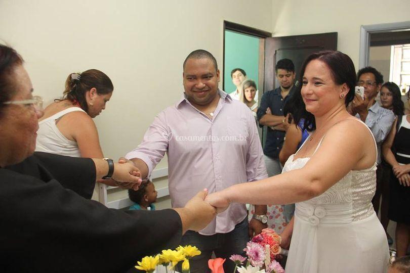 Roberta e Luiz Felipe