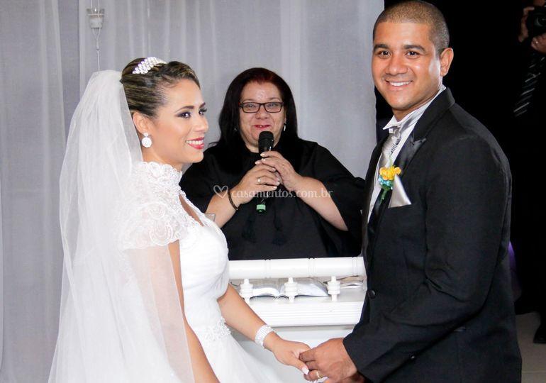 Casamento de Suelen e Moacyr