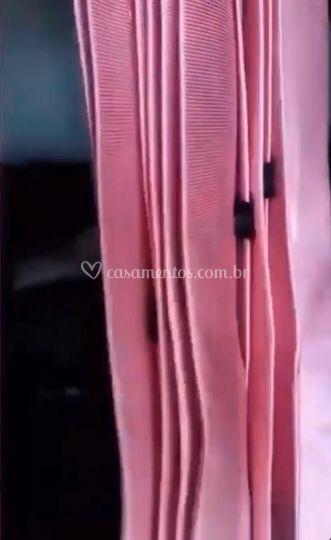 Gravatas em rosa
