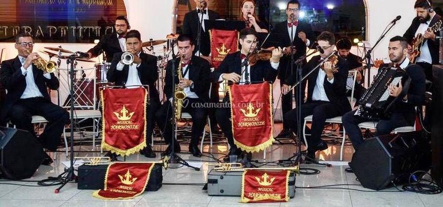 Harmonize coral e orquestra