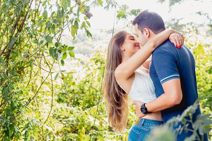 Pre Casamento na Natureza