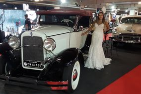 O carro da noiva é CW Class