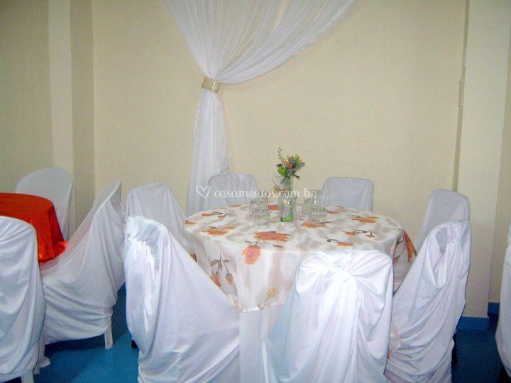 Conforto para seus convidados