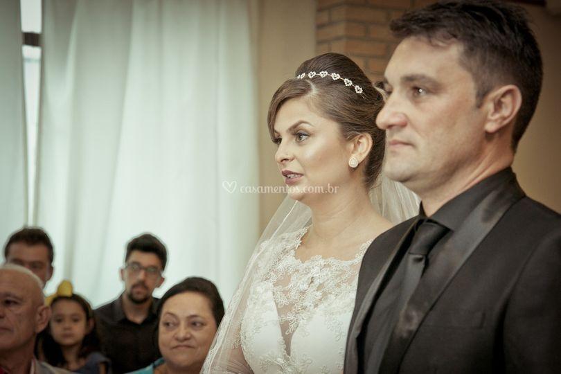 Mayara e Edson Luki