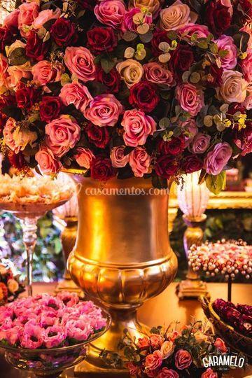 Flor de Luxo Decorações