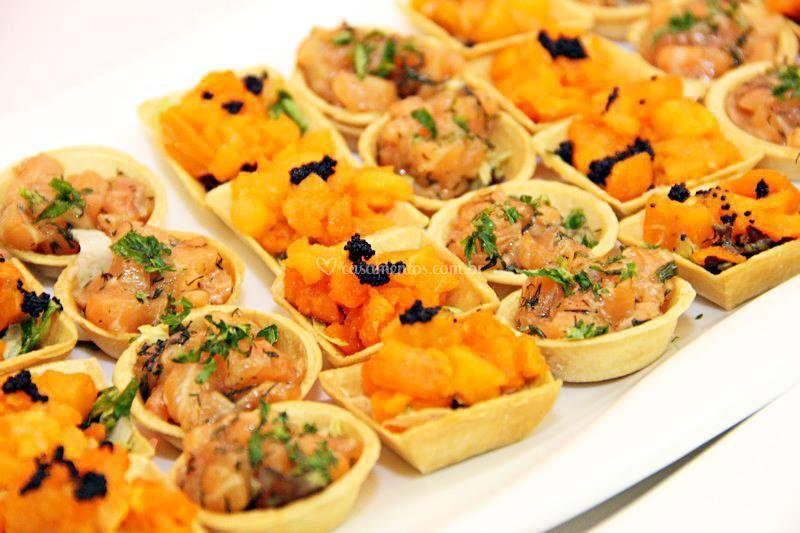 Entradas de chef f bio coelho gastronomia contempor nea for Entradas 4 milenio