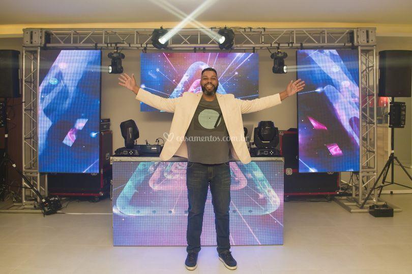 DJ Cleanto - DJ para casamento