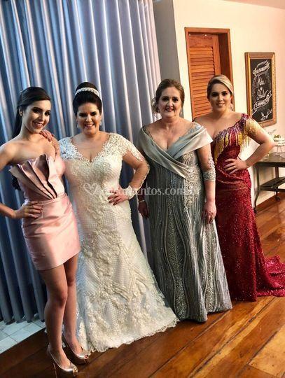 Vestidos Casamento Alida