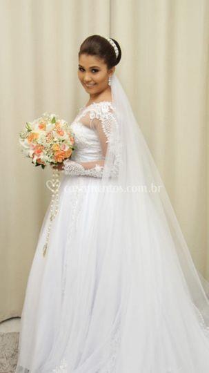 Vestido Noiva Vanesa