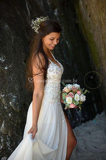 Vestido Noiva Vanessa